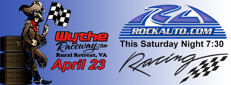 Racing Calendar April : April rockauto racing schedule of events wythe