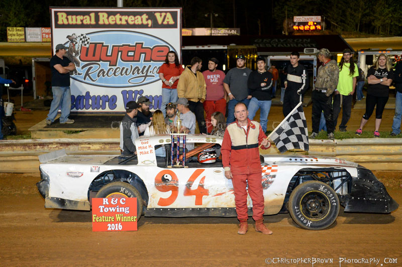 Super Street Randy Taylor #94 Engine Protest Results