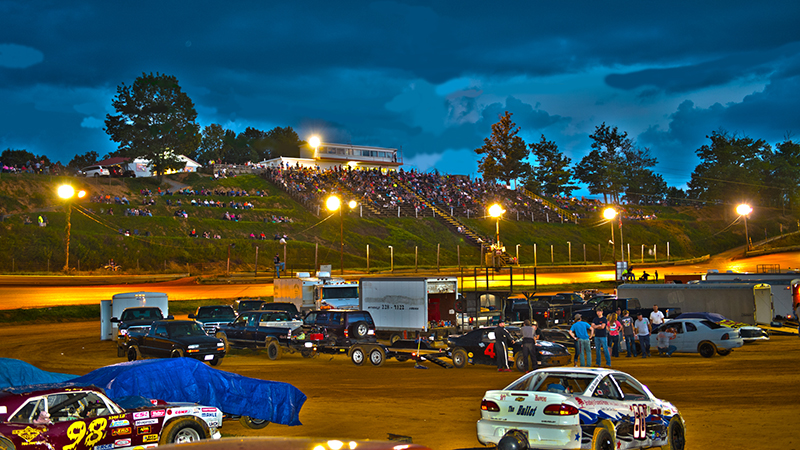 Helpful tips for the Wythe Raceway Fan and Driver