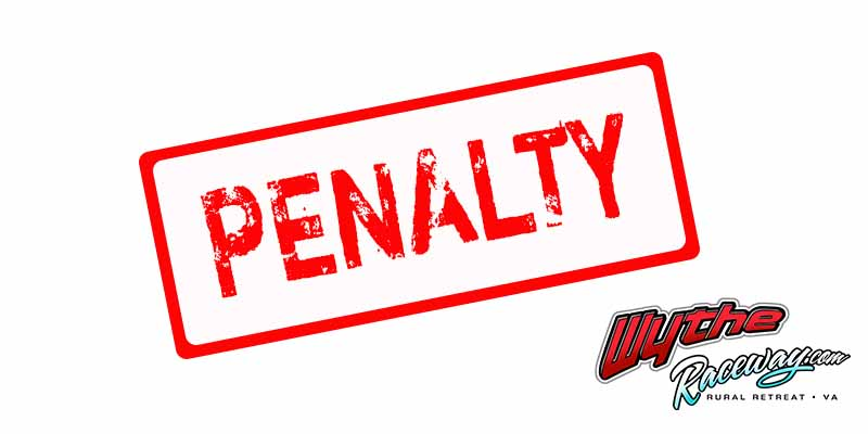 Penalties September 21, 2019