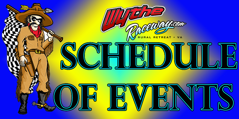 June 1, Schedule of Events