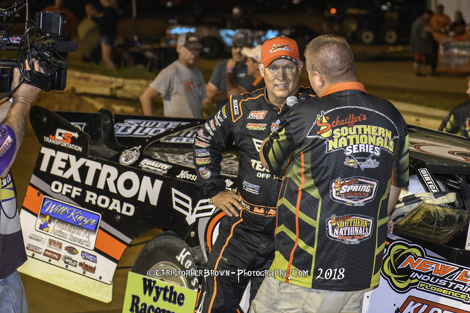 Dale McDowell cruises to win at Wythe Raceway