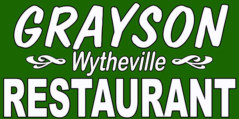 Rained Out ~ April 20 Grayson Restaurant Racing