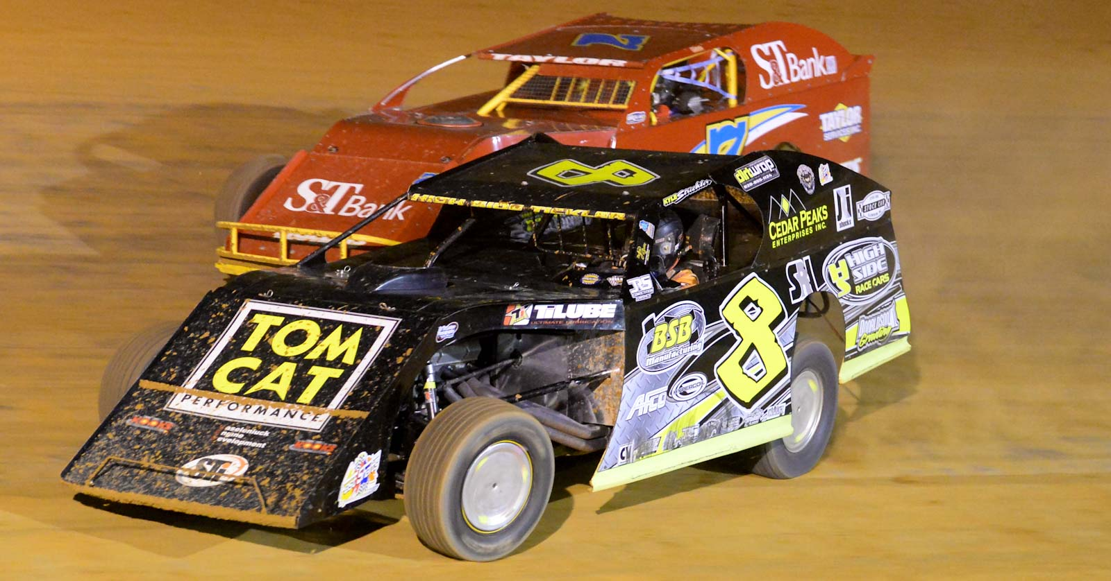 May 1 ~ Building a nice driver list ~ Mountain Modified Championship