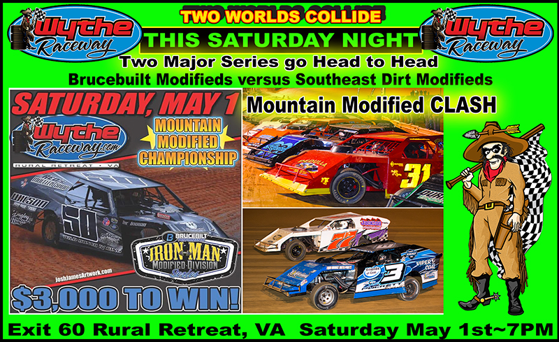 'Mountain Modified Clash' ~ 'Two Worlds Collide!'