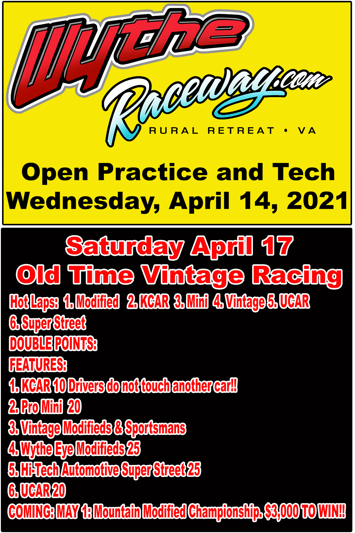 Open Practice and Tech ~ Wednesday April 14, 2021