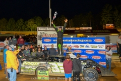 Brent Hilton of Rural Retreat wins the 14th Annual Pro Late Model Nationals
